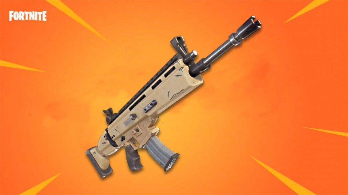 Best Fortnite guns in Season 8 Every weapon ranked