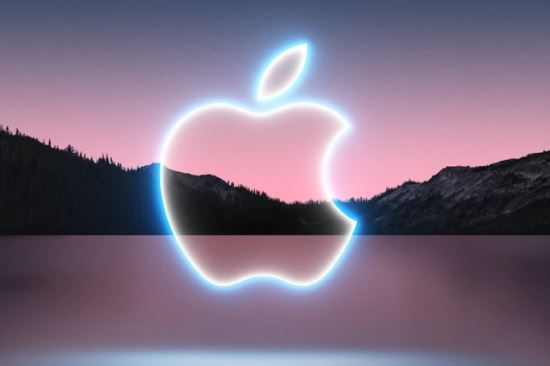 Apple's stock price fell more than 2 percent