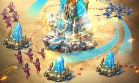 Become Baron feudal battle rally Wonderland