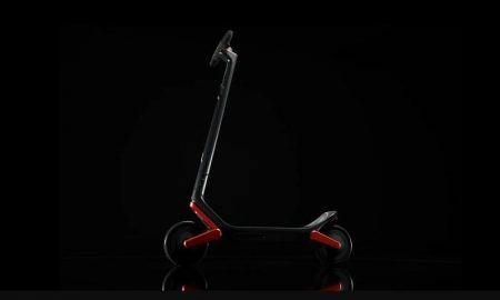 New E-Scooter Low Fuel Average Indiegogo