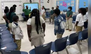 Epidemic intensifies the shortage of substitute teachers
